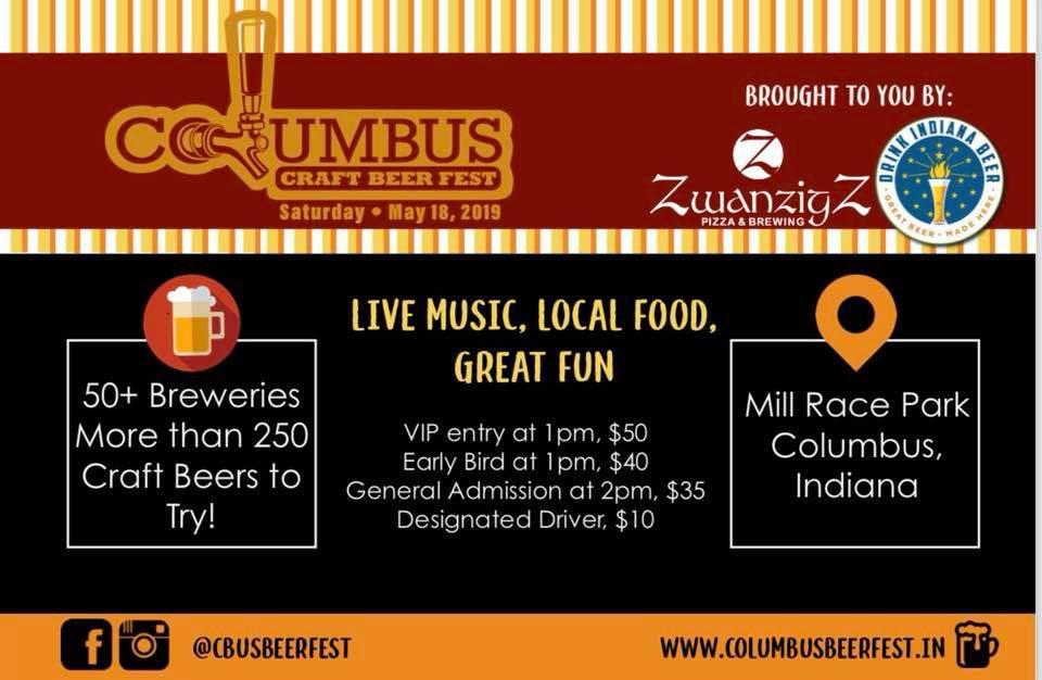 Columbus Craft Beer Fest 2019