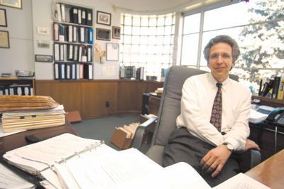 ACLU of Indiana, Ken Falk