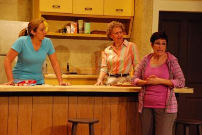 Review: Things My Mother Taught Me at Buck Creek Playhouse
