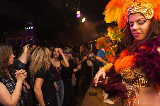 A Grand Finale for Carnaval at Jazz Kitchen