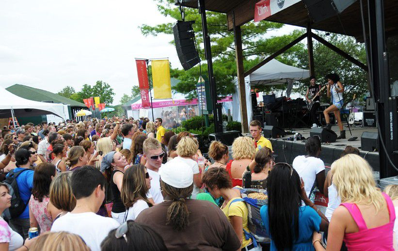 Photo Gallery: Lilith Fair comes to town
