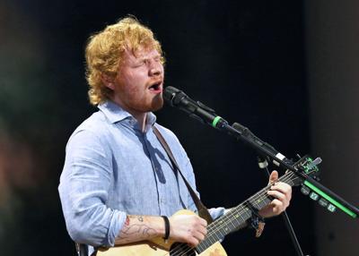 Slideshow: Ed Sheeran at Klipsch