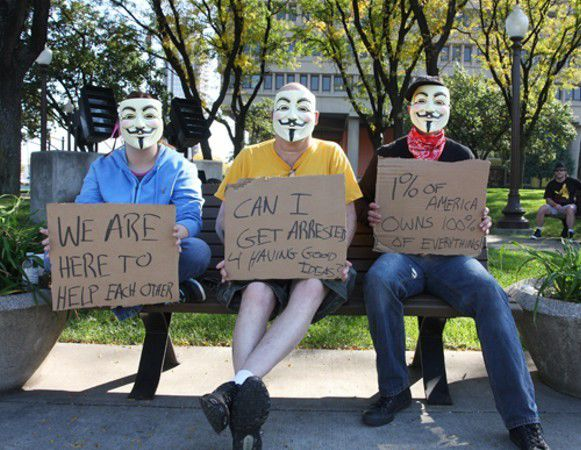 Occupy Indy decamps; Capitol rules tighten