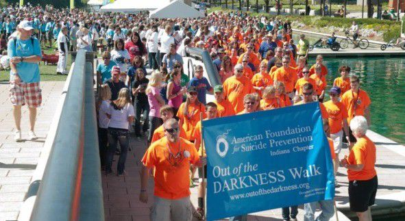 """Bringing Suicide """"Out of the Darkness"""" in Indiana"""