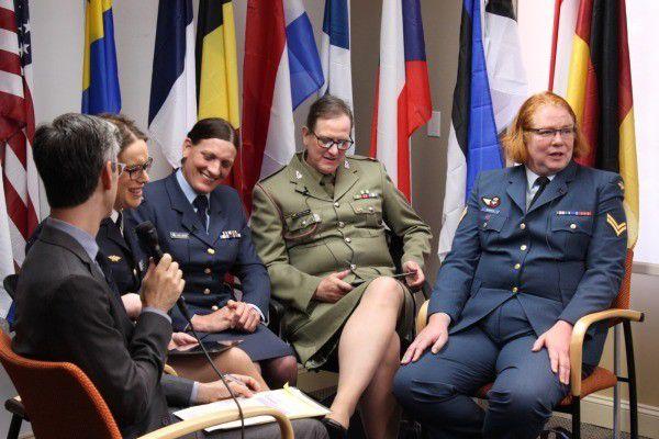 ACLU examines U.S. military's transgender ban