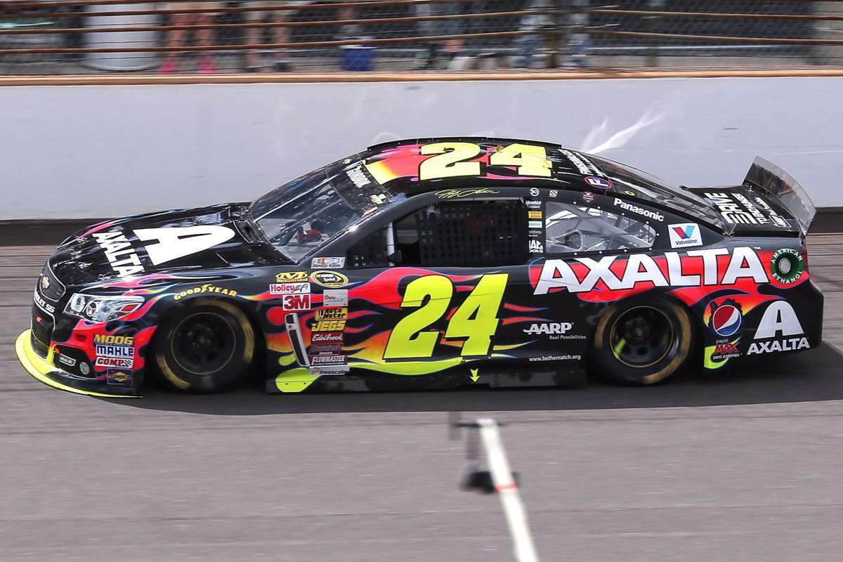 Slideshow: NASCAR Super Weekend Sunday
