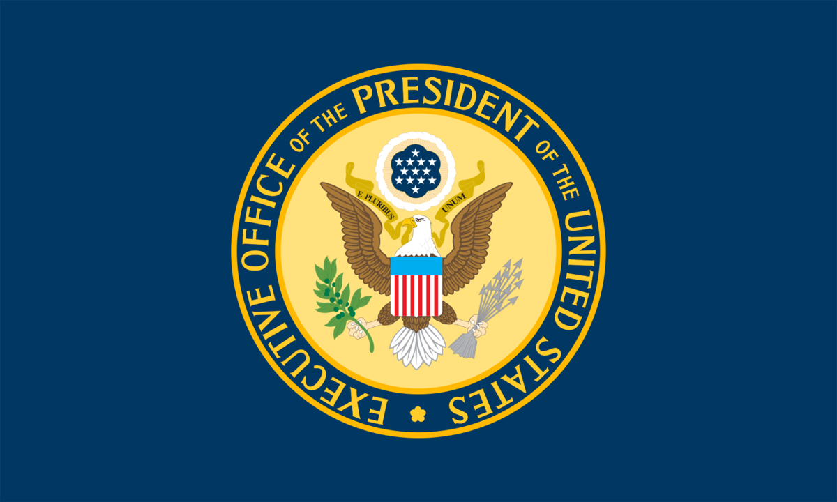 U.S. Presidential flag
