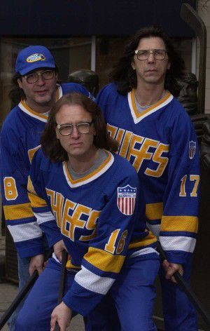 Web exclusive: Putting on the foil with The Hanson Brothers