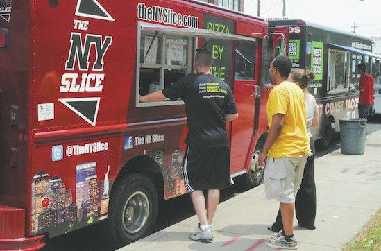 Food Truck Friday: The NY Slice