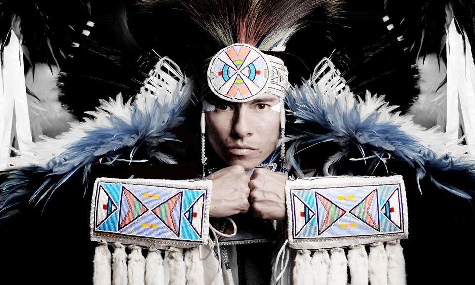Supaman's Crow culture on display at Eiteljorg