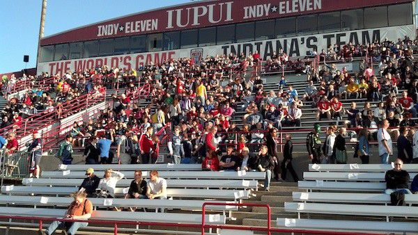NUVO live: Indy Eleven vs. Rowdies