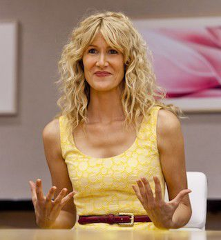 Laura Dern stars in HBO's 'Enlightened'