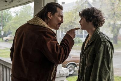 Matthew McConnaughey and Richie Merritt in 'White Boy Rick'