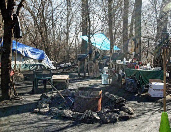 Homelessness in Indy: John