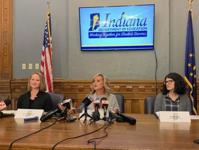 As low ILEARN scores loom, McCormick wants to change how Indiana evaluates schools, teachers