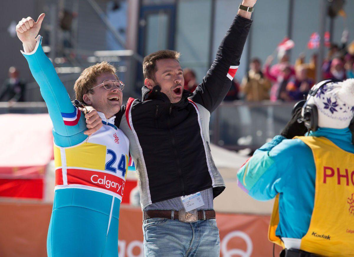 Review: Eddie the Eagle