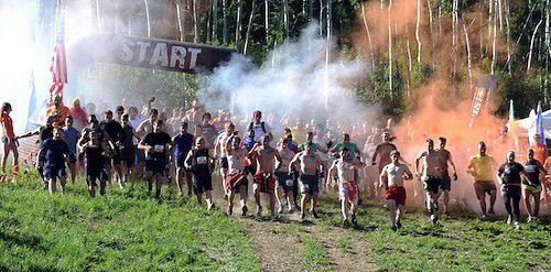 Fierce fun: Tough Mudder Indiana
