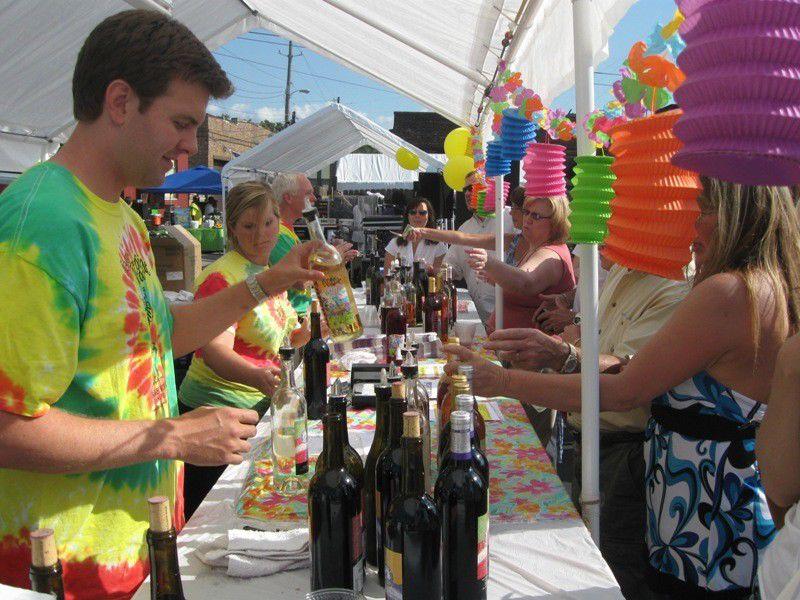 Easley Winery's Taste of Downtown