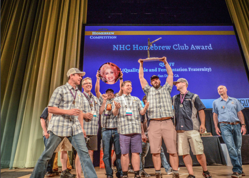 National Homebrewers Competition