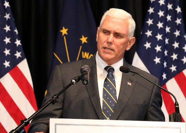 Pence: He's ready for election fight