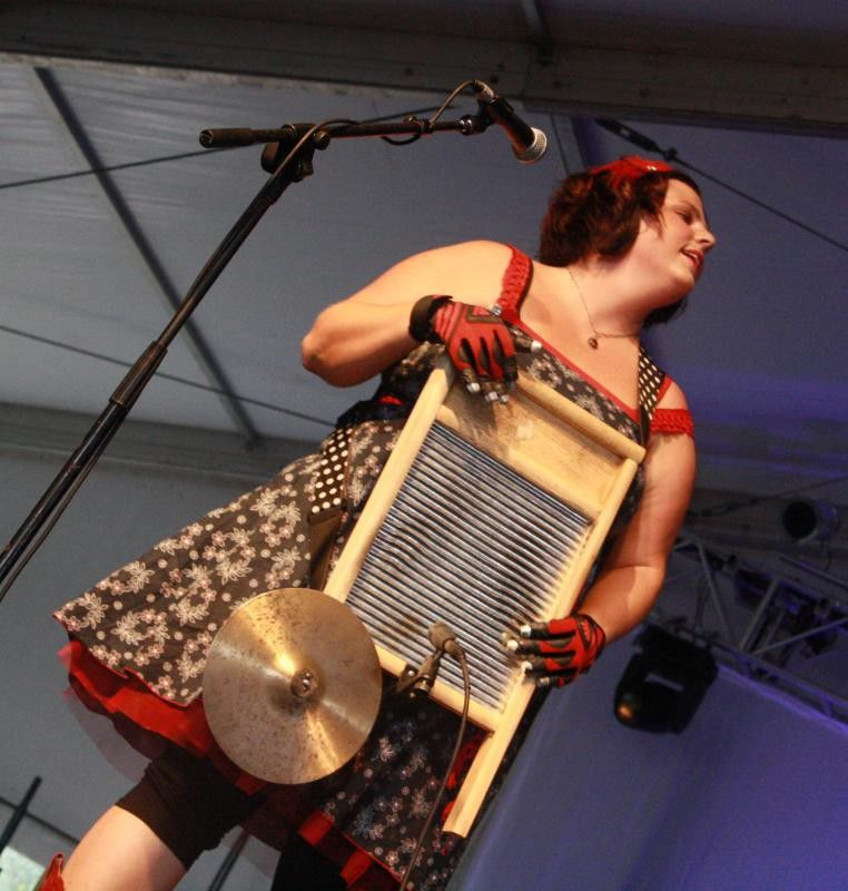 Reverend Peyton's Big Damn Band at Austin City Limits