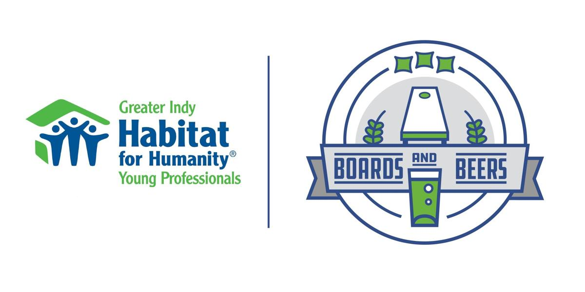Boards and Beers Greater Indy Habitat for Humanity Cornhole Tournament Fundraiser