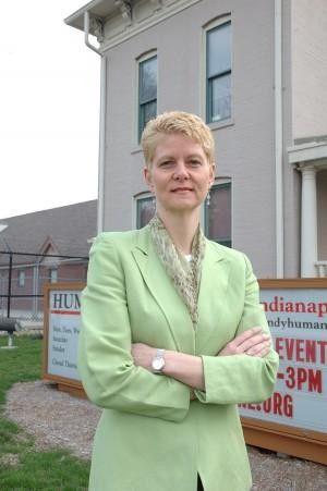 Humane Society CEO Martha Boden steps down