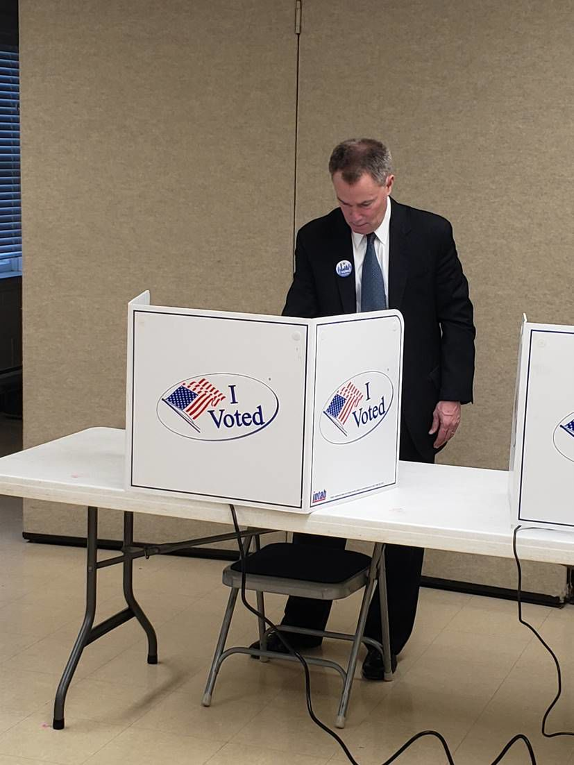 Hogsett votes 2