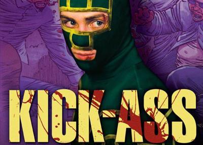 Ed reviews 'Kick-Ass'