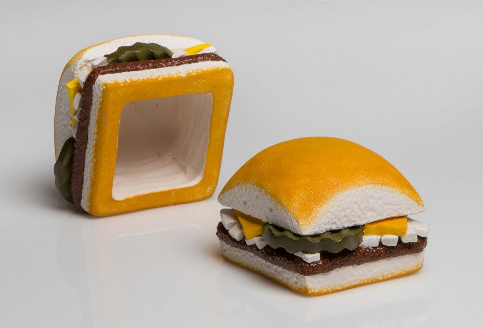 """""""White Castle Cheese Sliders"""" by Edward Cabral"""