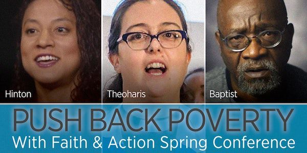 Push Back Poverty Conference