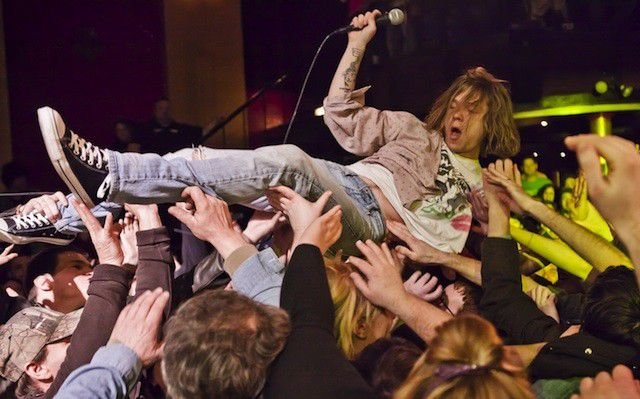 Slideshow: Cage the Elephant at The Vogue