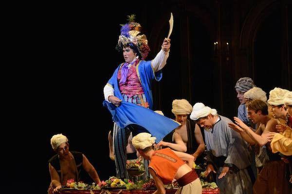 Review: IU Opera's The Italian Girl in Algiers