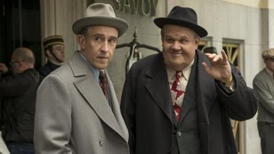 John C. Reilly in 'Stan & Ollie'