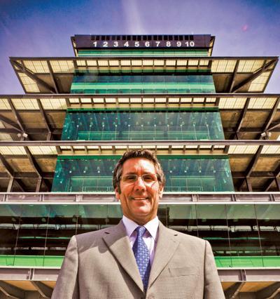Indianapolis Motor Speedway, Tony George
