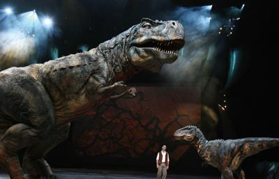 'Walking with Dinosaurs -- The Arena Spectacular' coming to Conseco
