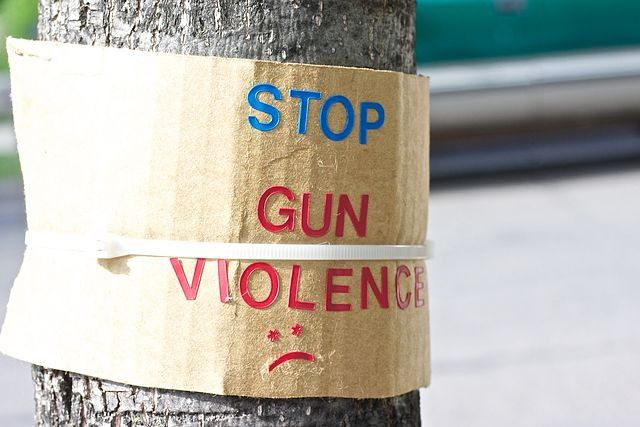 Call it what you will, gun violence is killing us