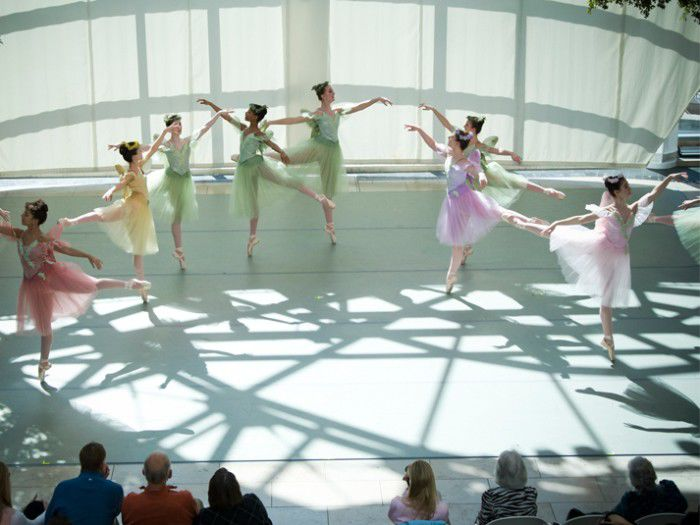 Review: Indianapolis School of Ballet Summer Intensive Showcase