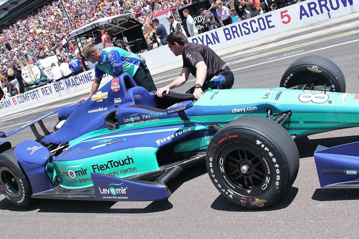 Slideshow: IMS Carb Day