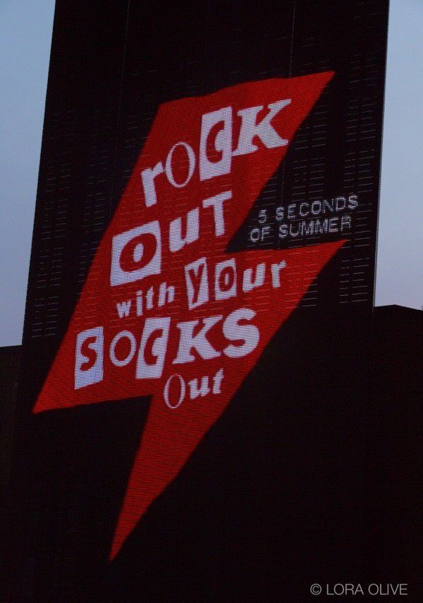 Slideshow: 5 Seconds of Summer at Klipsch