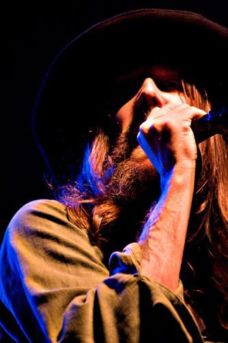 The Black Crowes at the Festival of the Lakes, July 19
