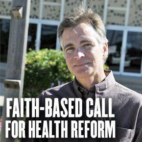 Faith-based call for health reform