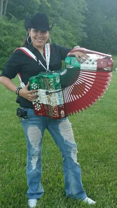The accordion love of Amanda Reyna