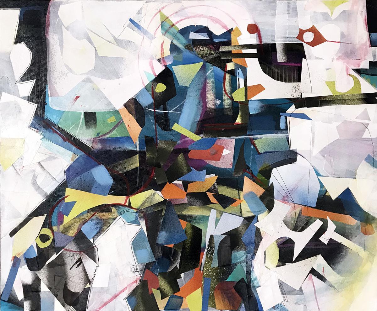 """Uplifter"" by William Denton Ray"