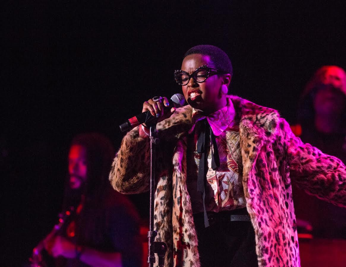 Slideshow: Ms. Lauryn Hill at Old National Centre