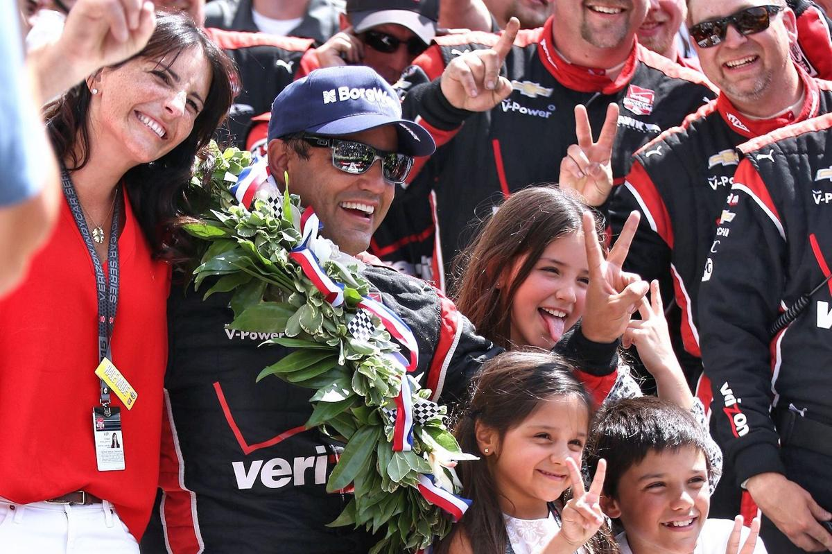 Slideshow: Montoya Doubles Up at Indy 500
