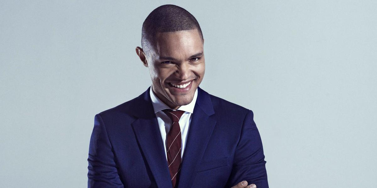 A chat with Trevor Noah