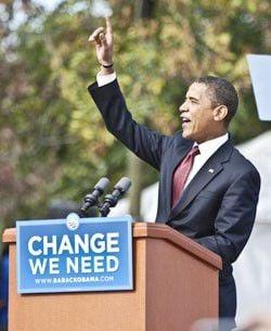 Indiana's historic vote for Obama