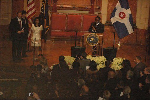 Mayor's Inauguration (Slideshow)