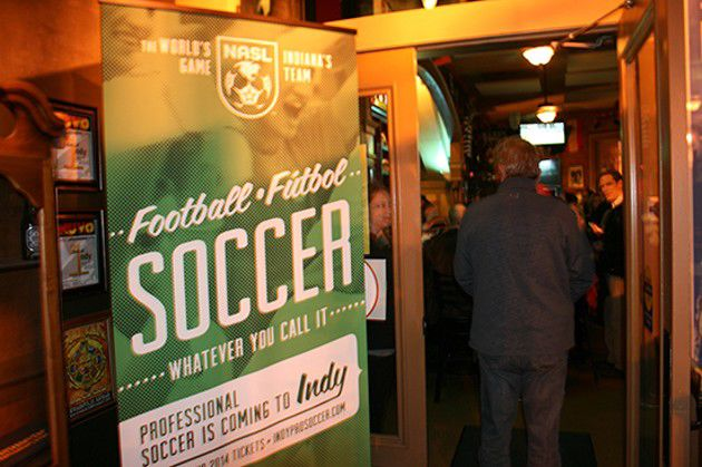 Soccer Community Gathering at Chatham Tap